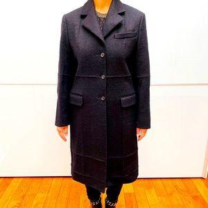 Authentic Prada wool coat